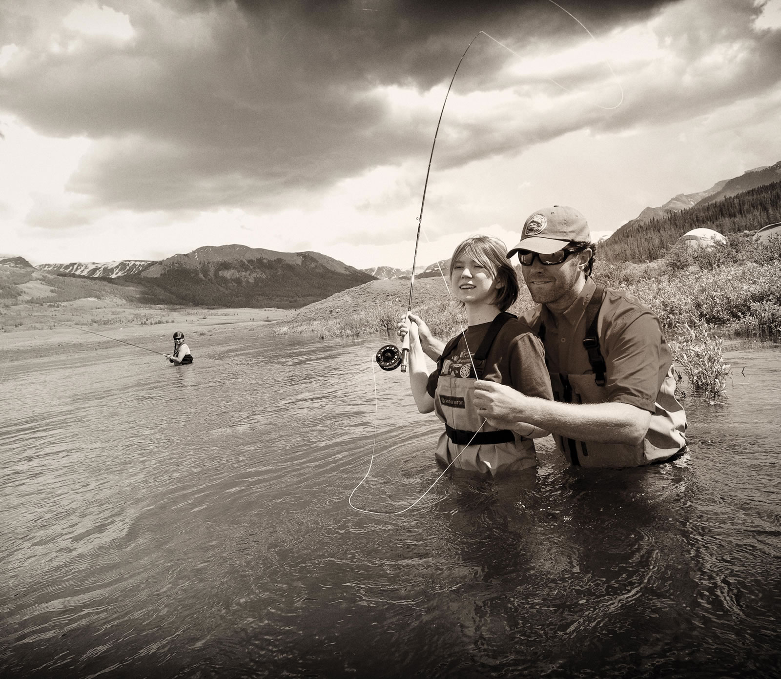 Guide flyfishing fly fishing video tutorials for Fly fishing basics